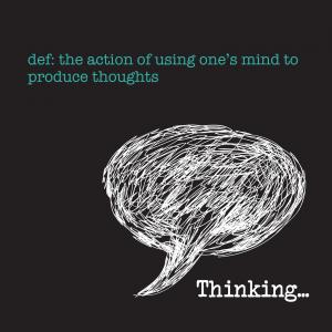 Thinking-definition-image